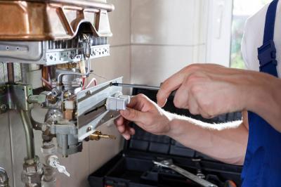 réparateur chauffe-eau